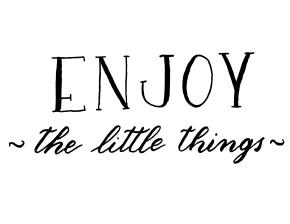 Enjoy the little things-page-001